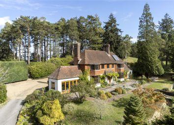 Jumps Road, Churt, Farnham, Surrey GU10. 5 bed equestrian property for sale