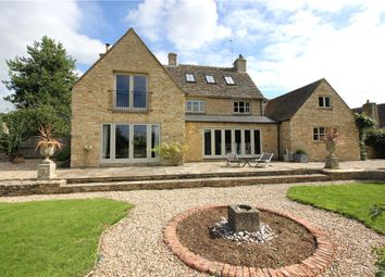Thumbnail 4 bed detached house for sale in Kencot, Lechlade, Oxfordshire