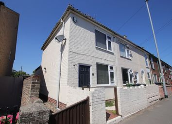 Thumbnail 2 bed end terrace house to rent in Yarmouth Road, Caister-On-Sea, Great Yarmouth