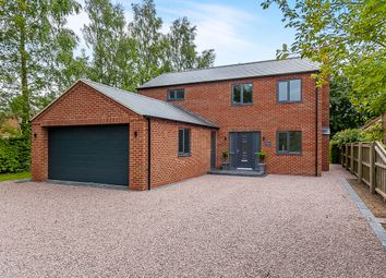 Thumbnail 4 bed detached house for sale in Church End, Gedney, Spalding