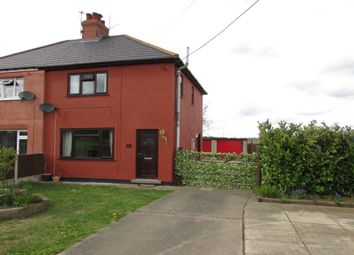 Thumbnail 3 bed semi-detached house for sale in Chapel Lane, East Butterwick, Scunthorpe