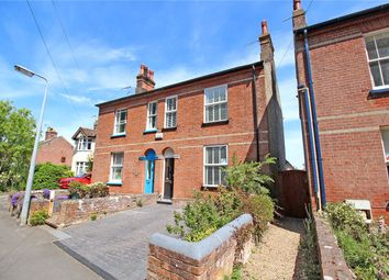 Thumbnail 2 bed semi-detached house for sale in Church Road, Kessingland, Lowestoft, Suffolk