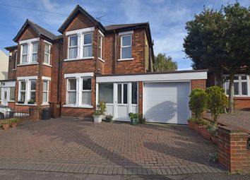 Thumbnail 4 bed semi-detached house for sale in Twydall Lane, Rainham