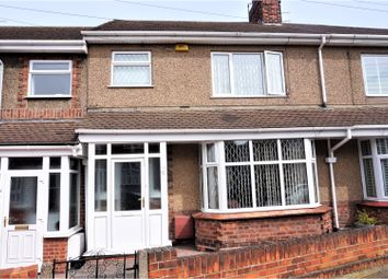Thumbnail 3 bed terraced house for sale in St. Olafs Grove, Grimsby