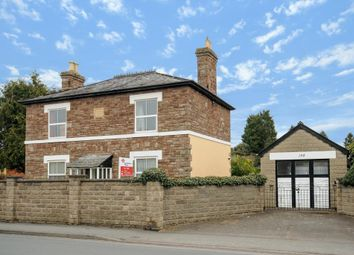 Thumbnail 3 bed detached house for sale in Grandstand Road, Hereford