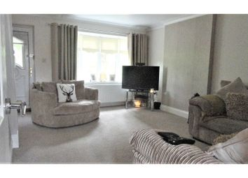 Thumbnail 3 bed semi-detached house to rent in Muirfield Walk, Clavering Estate