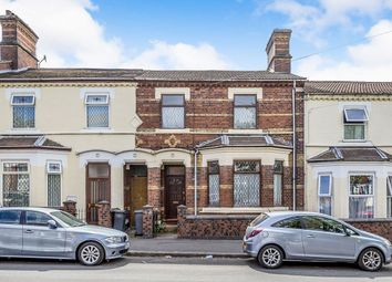 Thumbnail 5 bed terraced house for sale in Havelock Place, Stoke-On-Trent