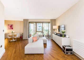 Thumbnail 1 bed flat for sale in Lawn Road, London