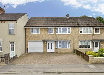 Thumbnail 5 bedroom semi-detached house for sale in Nichols Street, Desborough, Northamptonshire