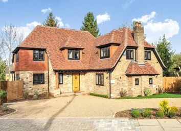 Thumbnail 4 bed detached house for sale in The Meadway, Chelsfield Park
