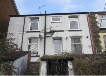 2 bed terraced house for sale in Luton Street, Blaenllechau, Ferndale CF43
