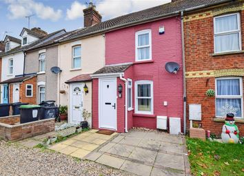 Thumbnail 2 bed terraced house for sale in Lower Bell Lane, Ditton, Aylesford, Kent