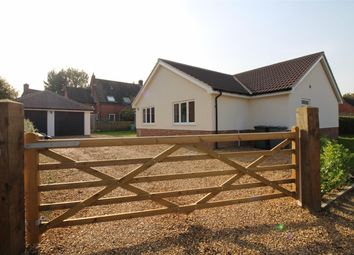 Thumbnail 4 bed detached house for sale in The Loke, Strumpshaw, Norwich
