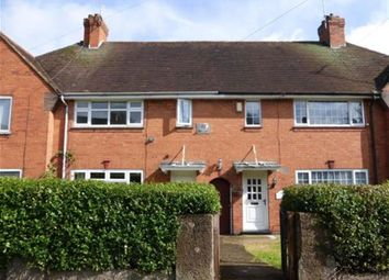Thumbnail 3 bed terraced house for sale in Eastern Avenue North, Kingsthorpe, Northampton