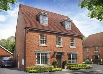 "Thumbnail 5 bed detached house for sale in ""Emerson"" at Southfleet Road, Swanscombe"