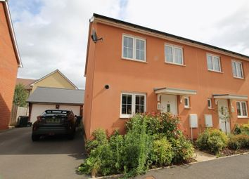 3 bed semi-detached house for sale in Seldon Crescent, Pinhoe, Exeter EX1