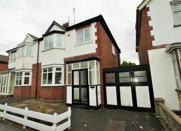 Thumbnail 3 bed semi-detached house to rent in Sheridan Street, Walsall