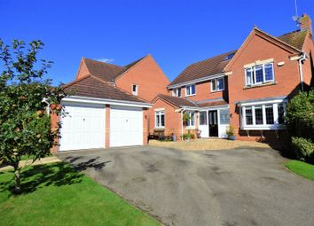 Thumbnail 6 bed detached house for sale in Spartan Close, Wootton, Northampton