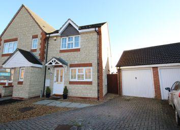 Thumbnail 3 bed semi-detached house for sale in Century Close, Faringdon
