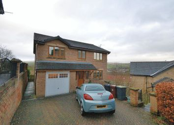 Thumbnail 4 bed detached house to rent in Heather Falls, New Mills, High Peak