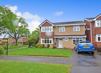 Thumbnail 6 bed detached house for sale in Condor Grove, Cannock, Staffordshire