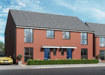 "4 bed property for sale in ""The Alpine"" at Market Centre, High Street, Bloxwich, Walsall WS3"