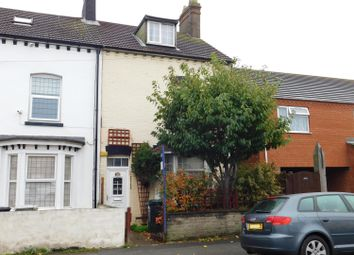 Thumbnail 4 bed end terrace house for sale in Alexandra Road, Skegness, Lincolnshire
