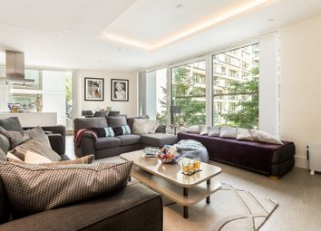 Thumbnail 1 bed flat for sale in Radnor Terrace, London