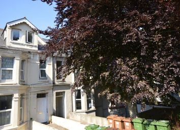 Thumbnail 1 bed flat for sale in Alexandra Road, Mutley, Plymouth, Devon