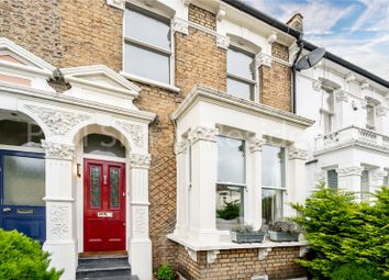 Thumbnail 4 bed terraced house for sale in Venetia Road, Finsbury Park, London