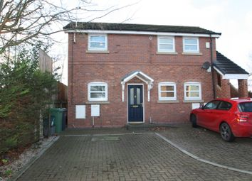 Thumbnail 1 bedroom property to rent in Franklin Mews, Northwich