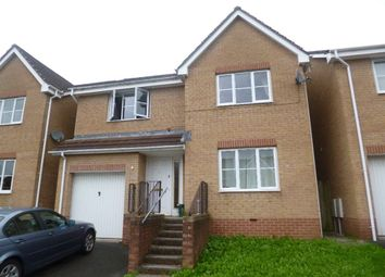 Thumbnail 4 bed property to rent in Sycamore Avenue, Tregof Village, Swansea Vale, Swansea