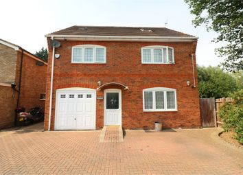 Thumbnail 5 bedroom detached house for sale in Brookfield Lane, West Cheshunt, Hertfordshire
