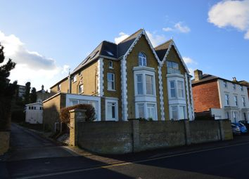 Thumbnail 2 bed flat for sale in Queens Road, Cowes