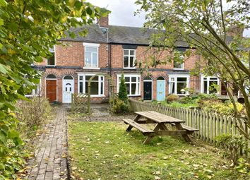 Thumbnail 2 bed terraced house to rent in North Crofts, Nantwich