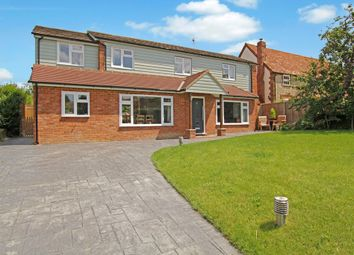 Thumbnail 4 bed detached house for sale in Ford, Aylesbury