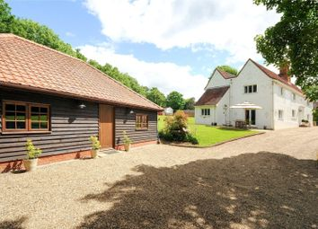 Thumbnail 6 bedroom detached house for sale in Tawney Lane, Stapleford Tawney, Romford, Essex
