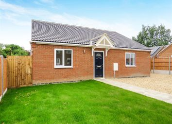 Thumbnail 3 bed detached bungalow for sale in Marriotts Close, Ramsey Mereside, Huntingdon