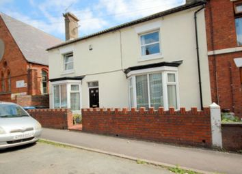 Thumbnail 3 bed town house for sale in Charles Street, Cheadle, Stoke-On-Trent