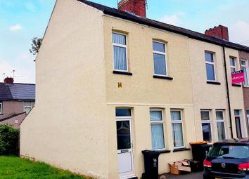 Thumbnail 2 bedroom property to rent in Magor Street, Newport