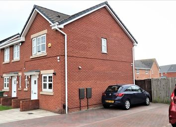 Thumbnail 2 bed semi-detached house for sale in Weddell Court, Thornaby, Stockton-On-Tees