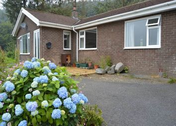 Thumbnail 3 bed bungalow to rent in Llanafan, Aberystwyth, Ceredigion