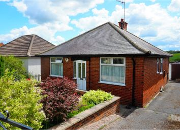 Thumbnail 2 bed detached bungalow for sale in Langer Lane, Chesterfield