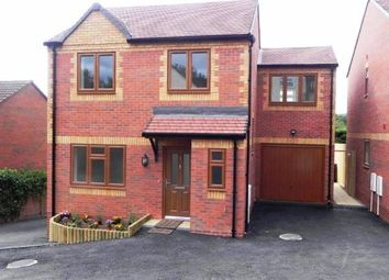 Thumbnail 4 bed detached house for sale in Holly Rise, Polesworth, Tamworth, Warwickshire