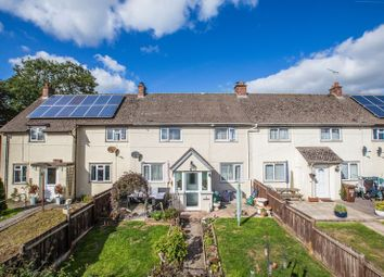 Thumbnail 4 bed terraced house for sale in Moorland View, Lapford, Crediton