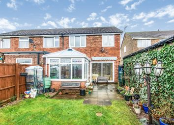 3 bed semi-detached house for sale in Ninth Avenue, Grantham NG31