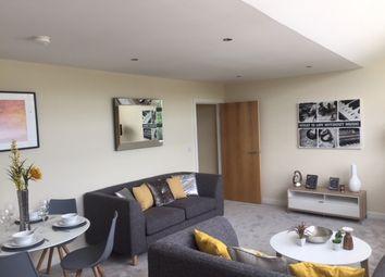 Thumbnail 2 bedroom flat for sale in Southside, Ilkeston, Derbyshire
