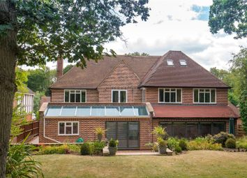 Thumbnail 6 bed detached house to rent in Howards Wood Drive, Gerrards Cross, Buckinghamshire
