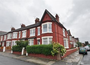 Thumbnail 3 bed flat for sale in Moreton Grove, Wallasey Village