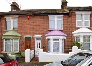 Thumbnail 4 bed terraced house for sale in Cavendish Avenue, Gillingham, Kent